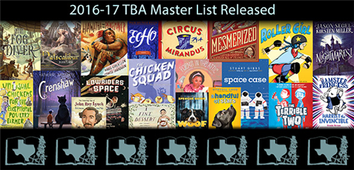 Bluebonnet Book List