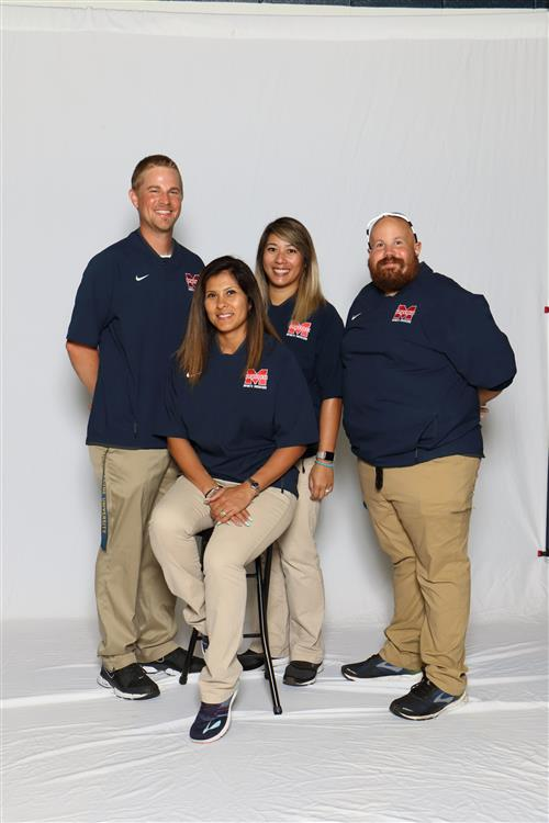 2018/2019 MHS Sports Medicine Professional Staff