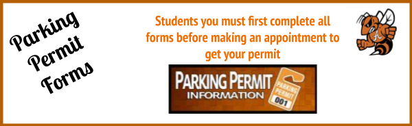 Parking Permit Paperwork