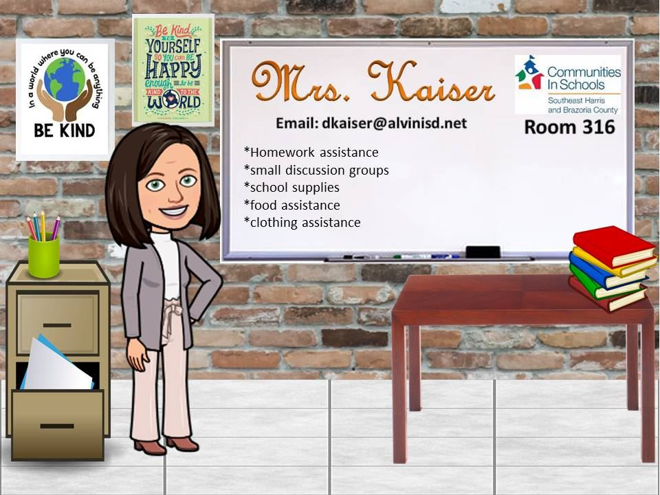 Welcome to CIS with Mrs. Kaiser