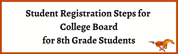 register on College Board