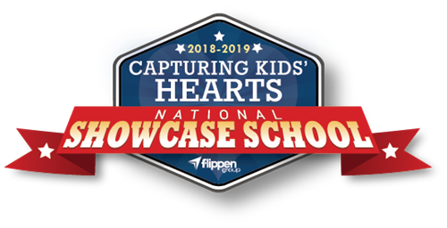 Melba Passmore is a Capturing Kids' Hearts National Showcase School for the 2nd year!