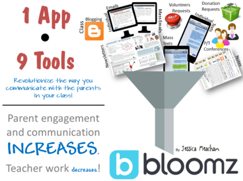 Vannoy, Valmarie / Sign-Up for our Classroom BLOOMZ