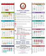 Calendario 3018.Alvin Independent School District Calendar