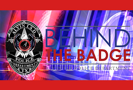 "Take a look ""Behind the Badge"" of the Alvin ISD Police Department!"