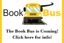 The Book Bus is back this summer!