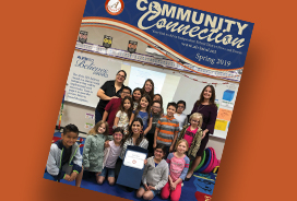 Check out the Spring Alvin ISD Community Connection!