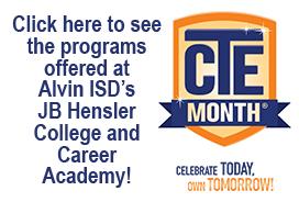 It's Career & Technical Education Month!