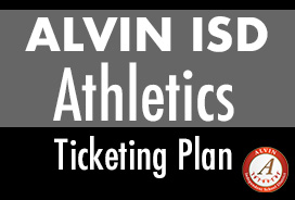Alvin ISD Athletic Ticketing Information