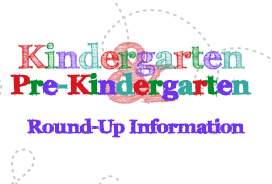 Sign up for Pre-K or Kinder! Click here to find out how!