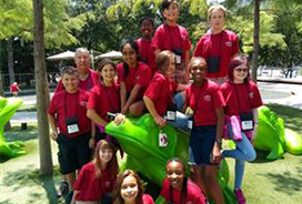 Outstanding Alvin ISD 4th-8th Grade Students Participate in 2018 Lone Star Leadership Academy Camps