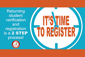 It's time to register for the 2019-2020 School Year!