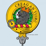 Scottish Family Crest