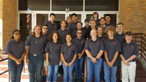 Academic Decathlon Team 2016