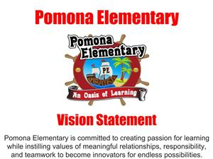 Pomona Vision Statement