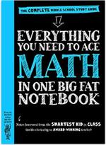 Math Big Fat Notebook
