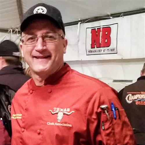 Chef Schuster Houston Rodeo BBQ Cook Off 2015