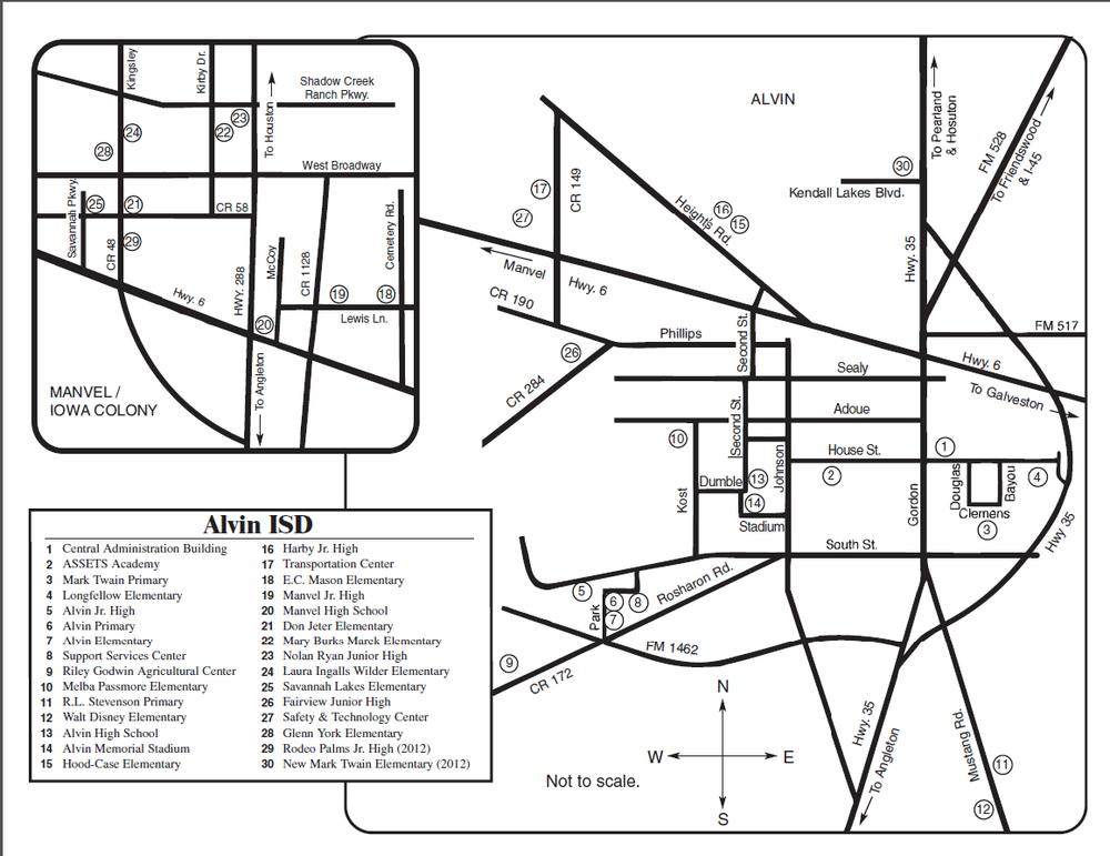 Transportation Facility Addresses Maps And Driving